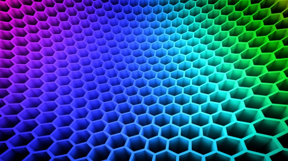 Defect Densities in Graphene Layers Revealed Using New Technique