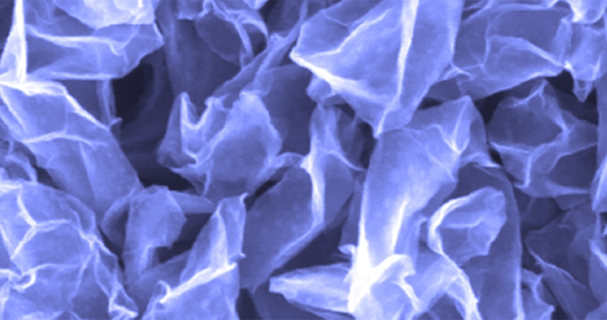 Crumpled Graphene Balls Improve Batteries by Preventing Lithium Dendrite Growth