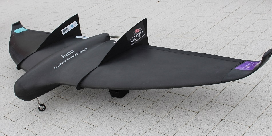 Haydale Supplies Graphene for World's First Graphene Skinned Plane