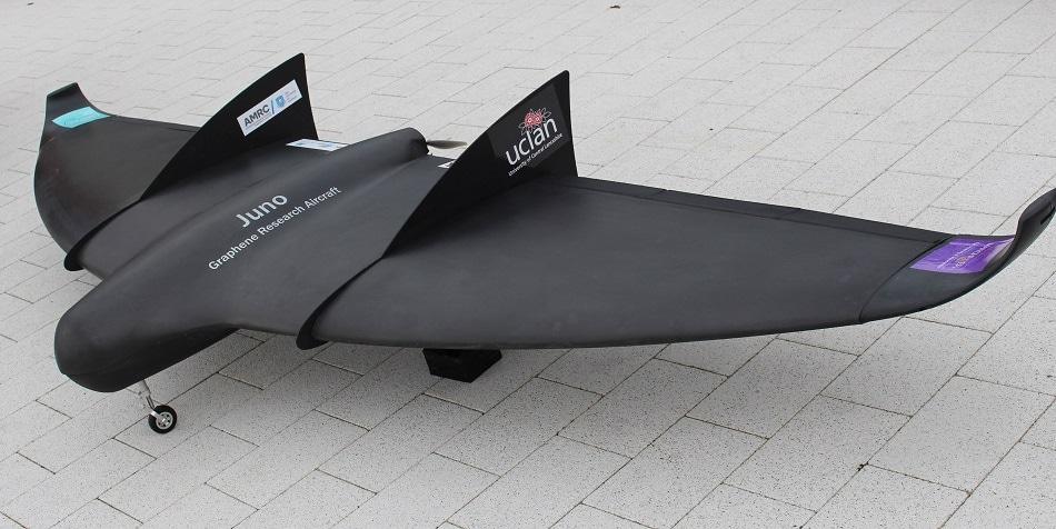 Haydale Supplies Graphene for World's First Graphene Skinned Plane