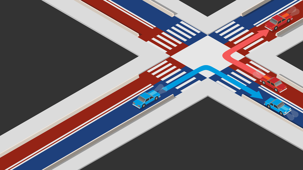 Topological Control of Electrons Makes Future Electronic Roadways Possible