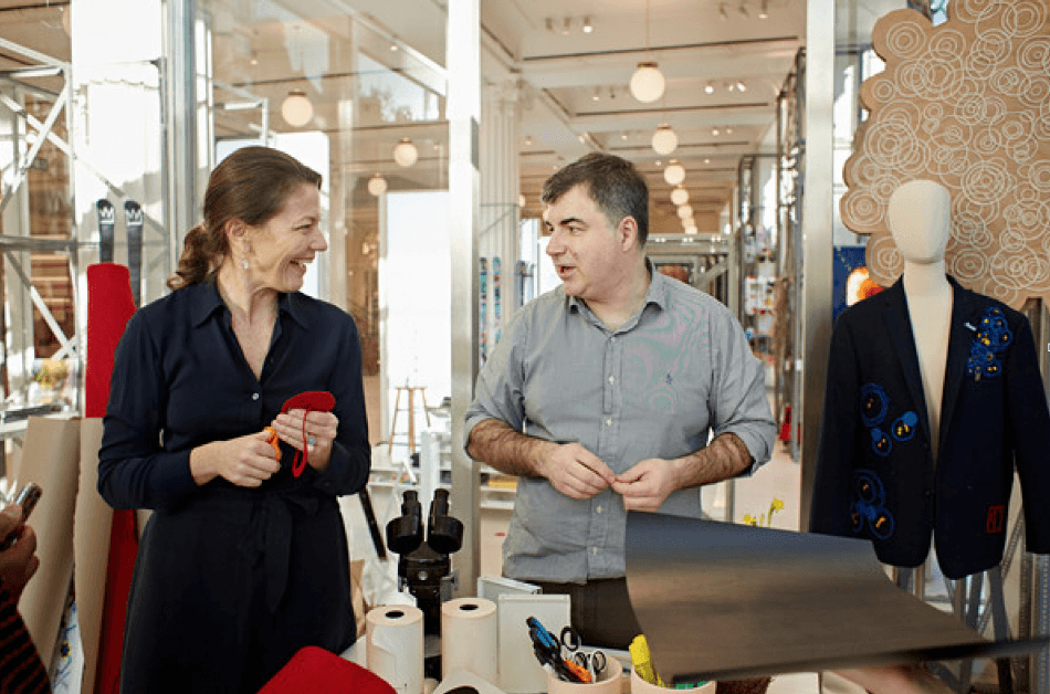 Nobel Prize Winner Novoselov to Produce Pieces of Art Using Graphene at MWC 2019