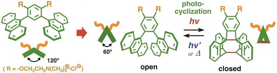 Researchers Use Simple Light Irradiation to Switch New Micelle-Type Nano-Container Between Assembled and Disassembled States