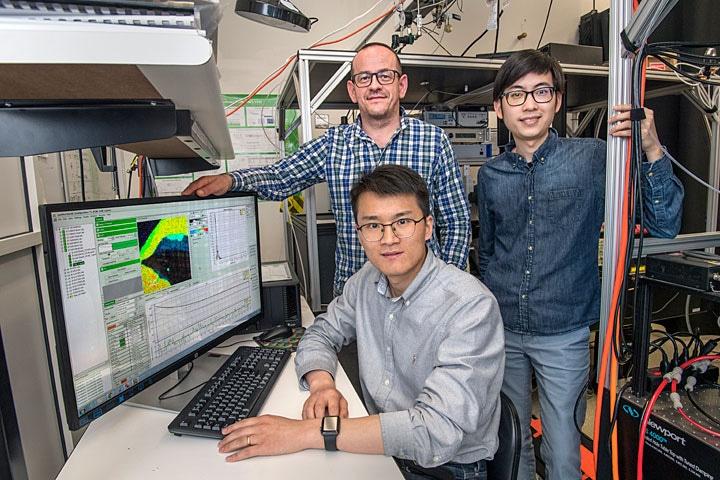 Hybrid Nanostructure Holds Promise for Boosting Efficiency of Light Harvesting
