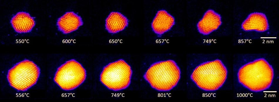 Researchers Reveal How Gold Nanoparticles Melt