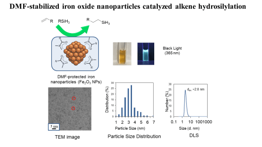Kansai University Research: Development of IRON Oxide Nanoparticle Catalyst for Producing Organosilicon Compounds