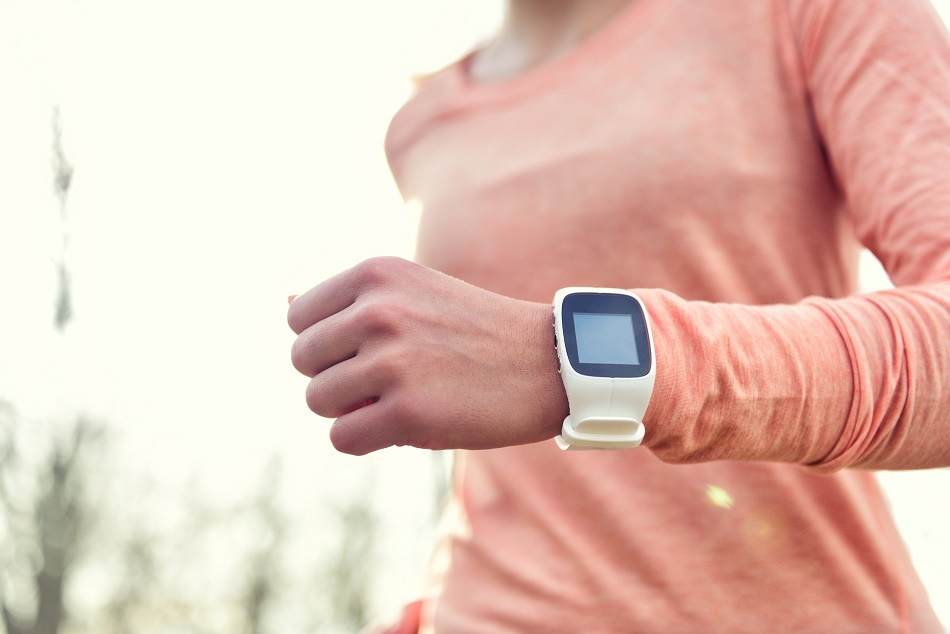 Graphene-based Wearable Health Trackers