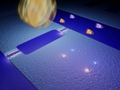 Quantum Device Induces Virtual Photons to Become Measurable Light