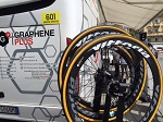 Revolutionary Graphene-Based Tyres by Directa Plus and Vittoria