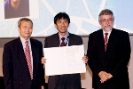 NIMS Scientist Wins IUPAP Young Scientist Prize for Pioneering Work in Magnetic Nanowires