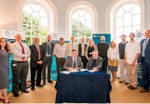 Oxford Instruments and University of Bristol School of Physics Sign a Memorandum of Understanding