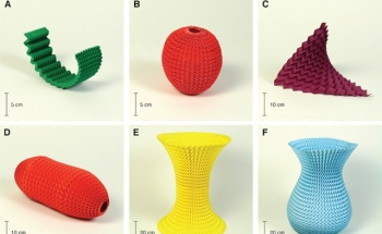 Simple Origami Fold Has Potential to Create Any 3D Shape, from Nanostructures to Buildings