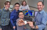 Scientists Trap and Arrange Nanoparticles to Mimic Crystalline Structure of Diamond