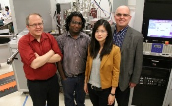 Development of Novel Transistor Could Revolutionize Thin-Film Electronic Devices