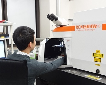 University of Tokyo Uses a Renishaw inVia to Study Nanomaterials
