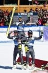 French Skiers Wearing Directa Plus and Colmar's Graphene-Enhanced Suits Win at FIS World Cup