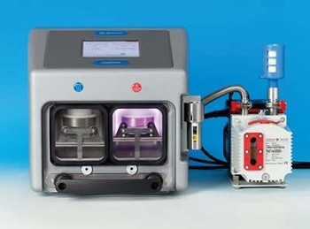 The GloQube Glow Discharge System For TEM And Surface Modification