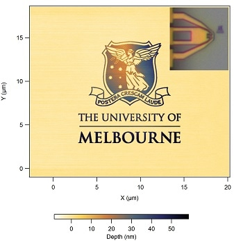 Melbourne Centre for Nanofabrication Adds Cutting Edge Nanolithography Capability