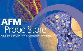 Oxford Instruments Asylum Research Launches a New Online Probe Store  to Purchase Atomic Force Microscopy Probes