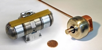 Lockheed Martin's Micro-Size Cryocooler Ideal for Sensor and Missile Applications
