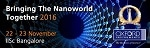 Oxford Instruments is 'Bringing the Nanoworld Together' in India once again - 22 - 23 November 2016 | IISc Bangalore