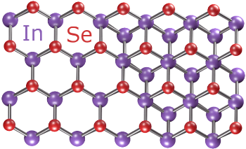 Ultra-Thin Indium Selenide Shows Potential for Super-Fast Electronic Devices
