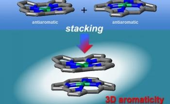 Researchers Prove 3D Aromaticity in Stacked Antiaromatic Molecules