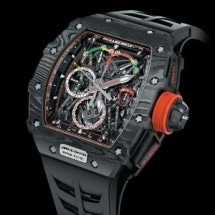 Graphene Composite Watch Launched in Geneva, Switzerland