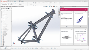 LiveLink™ for SOLIDWORKS® from COMSOL Allows Users to Build Simulation Apps that Integrate with CAD