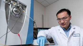 Mass Spectrometry Performance Improved by Triboelectric Nanogenerators