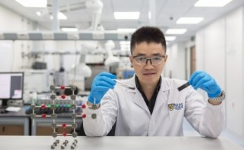 NUS Researchers Create Revolutionary 2D Graphene-Like Polymer Sheets