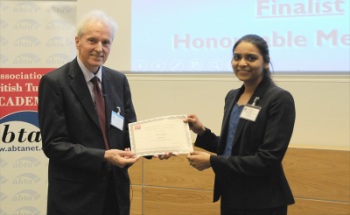 Revolutionary Nanotechnology Research by PhD Student Receives Award Recognition