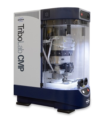 New TriboLab CMP Provides Cost-Effective Characterization of Chemical Mechanical Wafer Polishing Processes