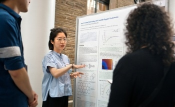 CCMR Symposium Explores Use of Origami to Create Nanoscale Machines