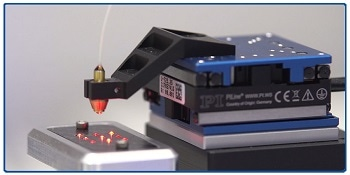 Mini XY Stage for Precision Scanning and Positioning Applications in Optics and Photonics Combines 10nm Resolution with 200mm/sec Speed