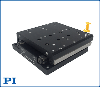 Small, Precision, Affordable: Linear Motor Stage with Magnetic Direct Drive