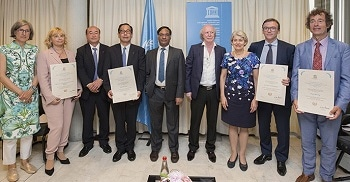 Keysight Technologies Receives 2017 UNESCO Medal for Nanotechnologies Contributions