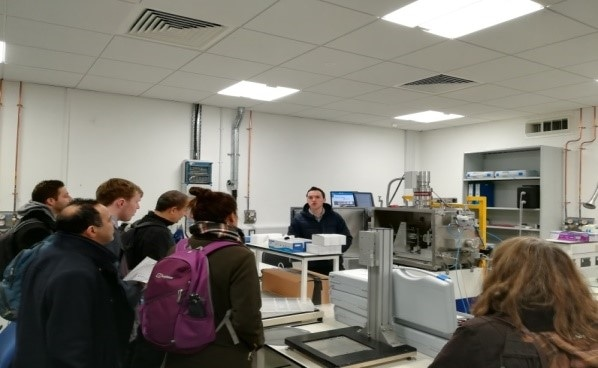 Micro Material Ltd's latest nano-mechanical testing conference  took place on 13thand 14th December 2017, kindly hosted by WMG (Warwick Manufacturing Group) at the University of Warwick in the UK.