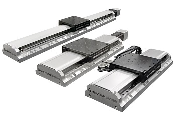 ECO Series Linear Stages for the Lowest Cost of Ownership in Linear Motion
