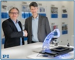 Dr. Thomas Bocher Appointed Physik Instrumente Marketing Head of Microscopy & Life Sciences
