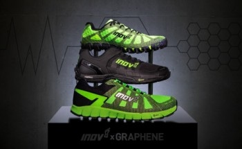 World's First-Ever Graphene-Enhanced Sports Shoes
