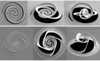 Nanokirigami Devices Could Help Manipulate Light for Various Applications