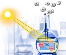 Novel, Low-cost Photocatalyst Shown to Produce Hydrogen