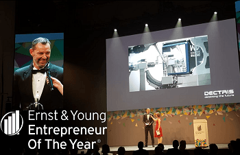 Christian Brönnimann honored as  EY Entrepreneur Of The Year