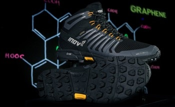 Graphene Utilized to Make Hiking Boots for the First Time Ever