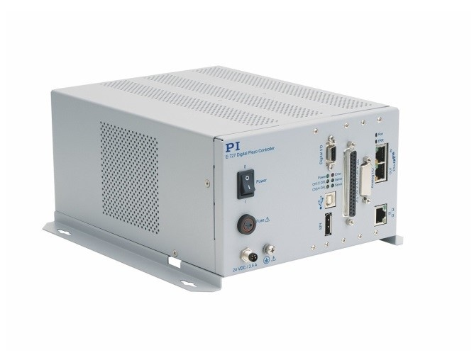 E-727 EtherCat® Compatible Piezo Motion Controller for Nano-Scale Automation & Precision Positioning