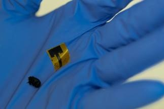 Antennas Made of Flexible Nanotube Films Could be Feasible Competitor for Copper in Wireless Applications