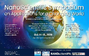 "Park Systems Announces Online Special Edition ""NanoScientific Symposium on Nano Applications for Today's Changing World"""