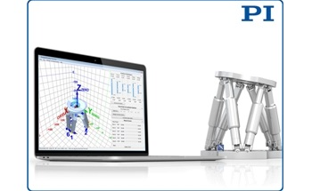 Hexapod-Simulator: Which Hexapod is the Right Model for Your Application? PI's New Software Tells You