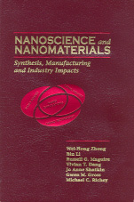 Nanoscience and Nanomaterials - Synthesis, Manufacturing and Industry Impacts